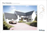 5 bedroom new house for sale in Robertson Way, Callander