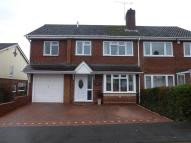 5 bedroom semi detached house in Latimer Road, Alvechurch...