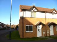 1 bed semi detached home for sale in Chicory Drive, Rugby