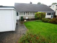 Semi-Detached Bungalow in Meadow Close, Llanharan...