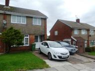 3 bed semi detached home in Carlton Crescent, Beddau...