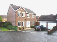 Detached house for sale in Woodland View...