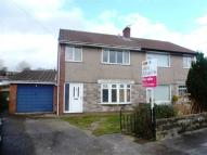 3 bedroom semi detached house for sale in Heol Undeb, Beddau...