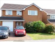 Detached property for sale in The Ridings, Tonteg...