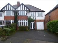 semi detached property in Staplehurst Road...