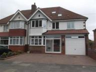 6 bedroom semi detached property for sale in Shirley Road, Hall Green...