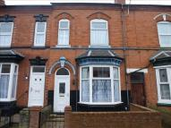 4 bedroom Terraced property in Drayton Road, Birmingham