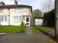 3 bed End of Terrace home in Hullbrook Road...