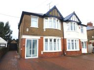 semi detached property for sale in Birchgrove Road, Cardiff