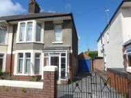 3 bedroom semi detached house in Franklen Road, Cardiff