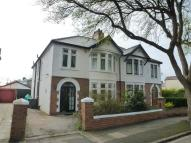 4 bed semi detached house for sale in Rhydhelig Avenue, Cardiff