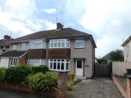 semi detached house in Court Road, Whitchurch...