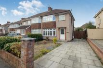 3 bedroom semi detached home in Court Road, Whitchurch...