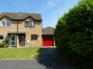 Dovehouse Close semi detached house for sale