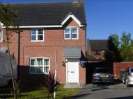 semi detached house in Lathkill Drive, Ashbourne