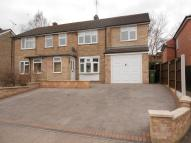 4 bed semi detached property for sale in Holloway Road, Duffield...