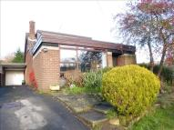 Detached Bungalow for sale in Lodge Drive, BELPER
