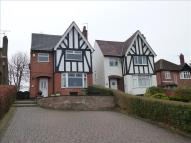Detached house in Chaddesden Lane, Derby