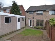 3 bed semi detached home for sale in Gilbert Close, Spondon...