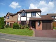 Detached house in Marigold Close, Oakwood...