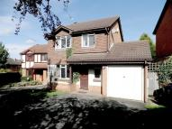 Detached property in Robin Close, Uttoxeter