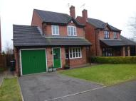 Detached home in Meadow View, Doveridge...