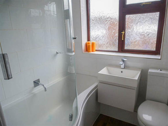 Refitted Bathroom: