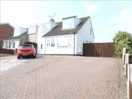 semi detached property for sale in Wepre Lane...