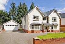 5 bed Detached house for sale in Connahs Quay Road...