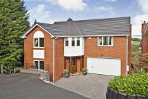 Detached house in Holway Road, Holywell