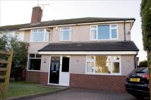 4 bedroom semi detached property for sale in Egerton Drive, Upton...