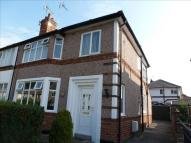 3 bedroom semi detached property in Woodlands Drive, Chester