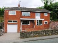 Detached home in Northop Road...