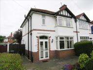 semi detached home in Greenbank Road, Hoole...