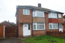 Oldfield Crescent semi detached house for sale