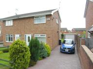 2 bedroom semi detached property for sale in Gala Close, Broughton...