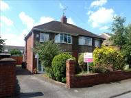 semi detached home in Rydal Grove, Helsby...