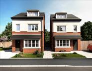 4 bed new home for sale in Mere's Edge, Helsby...