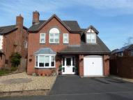 4 bedroom Detached house in King Edward Close...