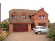 Detached property in Marford Close, NORTHWICH