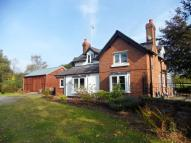 3 bedroom Detached property in Moss Lane, Tarporley