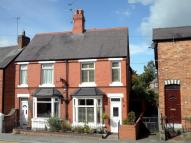 3 bedroom semi detached home in Nantwich Road, Tarporley