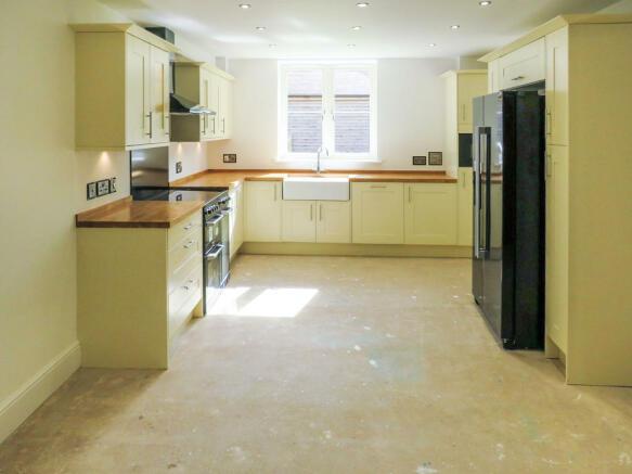 Dining/ Kitchen