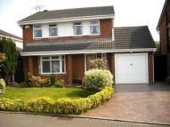 4 bed Detached house in Rookery Rise, Winsford