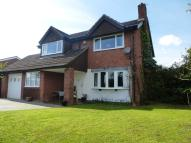 Detached home in Moors Lane, Winsford