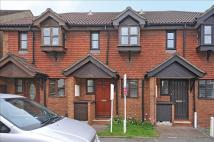 Terraced home for sale in Wandle Road, Beddington...