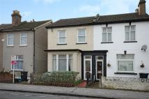 2 bed semi detached property for sale in Davidson Road, Croydon