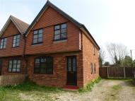 semi detached house for sale in Norwich Road, Aylsham...