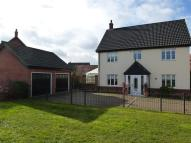 4 bedroom Detached house in Mileham Drive, Aylsham...