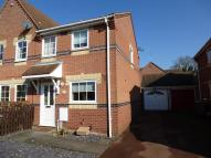 2 bed semi detached property in Morgans Way, Hevingham...